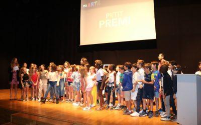 PREMIATS A LA FESTA DE LES ARTS D'ESCOLA PIA CATALUNYA