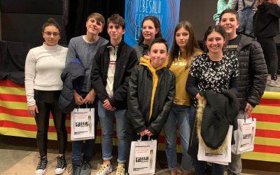 Premis de poesia i prosa al Concurs Ramon Vidal de Besalú